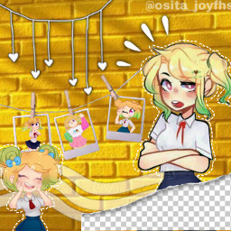 freetoedit chica fhs fnafhs fnafhschica