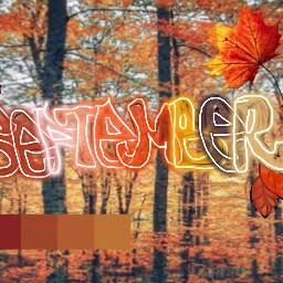 freetoedit fall september septemberchallenge ircseptembershere