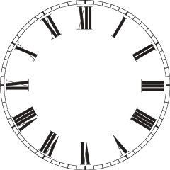 frame clock romannumerals clocks clocktower freetoedit