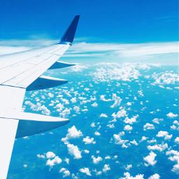 freetoedit flight interesting travel sky