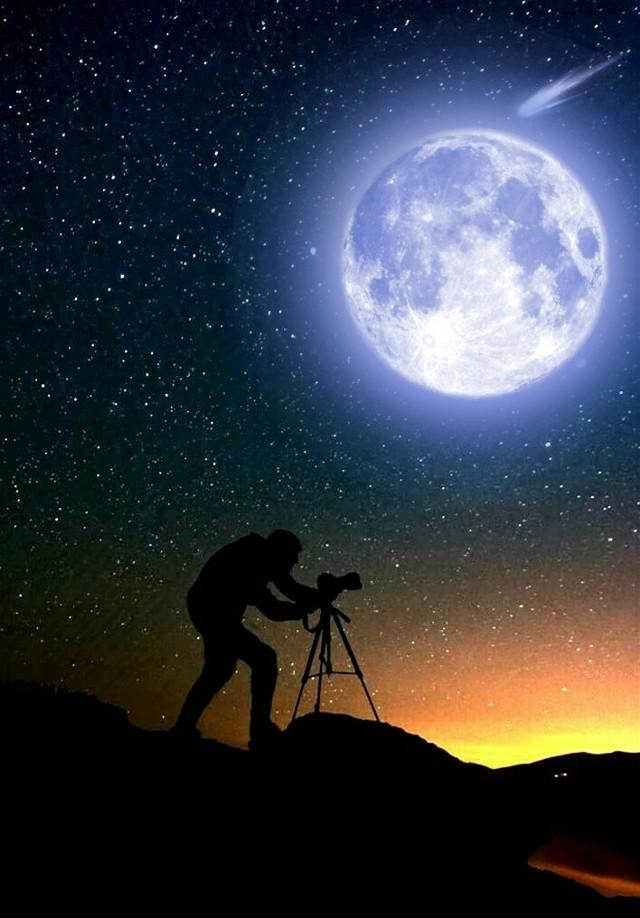 #freetoedit #lune #photo