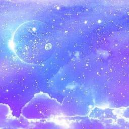 青 blue 水色 宇宙 japanese