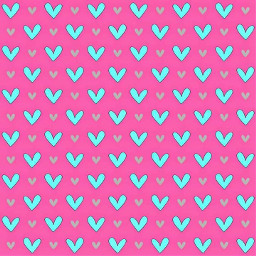 freetoedit wallpaper pink blue hearts