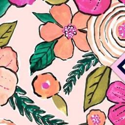 freetoedit wallpaper watercolor flowers