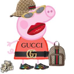 gucci pepa money rich freetoedit