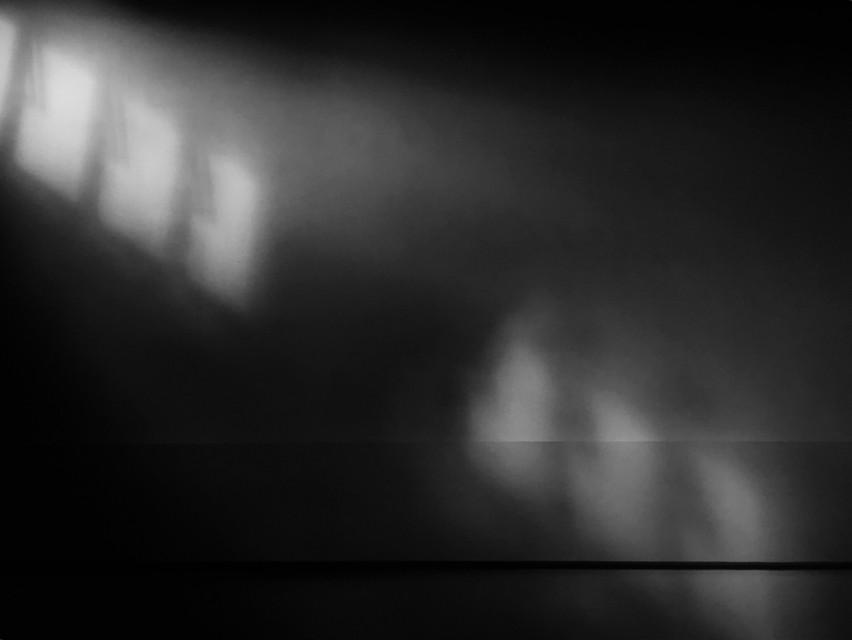 Sunset fog#Black and White #blackandwhitephotography #blackandwhite #blacknwhite #freetoedit