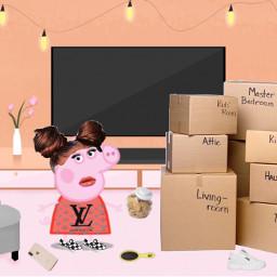 moving messyroom freetoedit