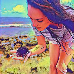 freetoedit vida natureza sol mar