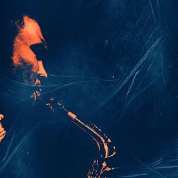 unsplash music jazz editing art