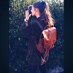 photography leather leatherbag night camera freetoedit