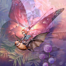freetoedit editbyme magiceffect doubleexposure butterfly fantasyart art artwork madewithpicsart