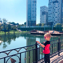 moscow city beautiful daughter