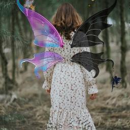 freetoedit fairy forestgirl ircwhite white