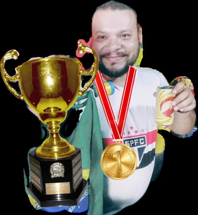 #campeão