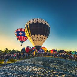 balloons tlpicks hotairballoon intheair flight freetoedit