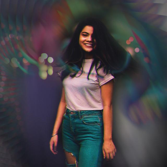 Kaleidoscope - #freetoedit #remixit #kaleidoscope #color #light #movetool #glitch #vignete
