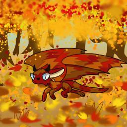 autumn fall leaves maple dcautumn