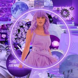 purple taylorswift taylorswiftedit aestethic freetoedit