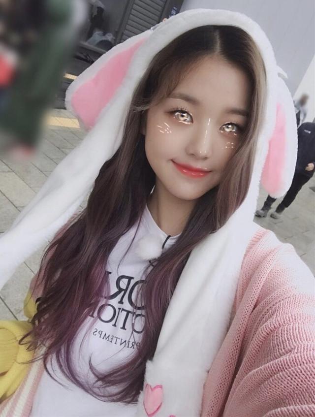 Wonyoung from Iz*one 🥺 #izone #kpop #wonyoung #edit #manipulationedit #korea #kidol #idol
