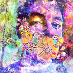 freetoedit eclectic collageart doubleexposure juxtaposition