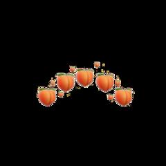freetoedit peach emoji персик