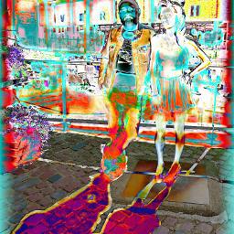 photography travel statue music camden