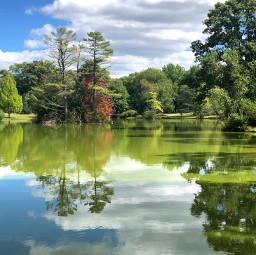 freetoedit reflection lake nature landscapephotography
