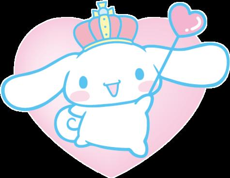 #cinnamoroll #sanrio #cute #hearts #love #wand