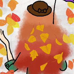 freetoedit colorpaint draw autumn drawing dcautumn