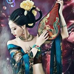 freetoedit notes women music chinagirl
