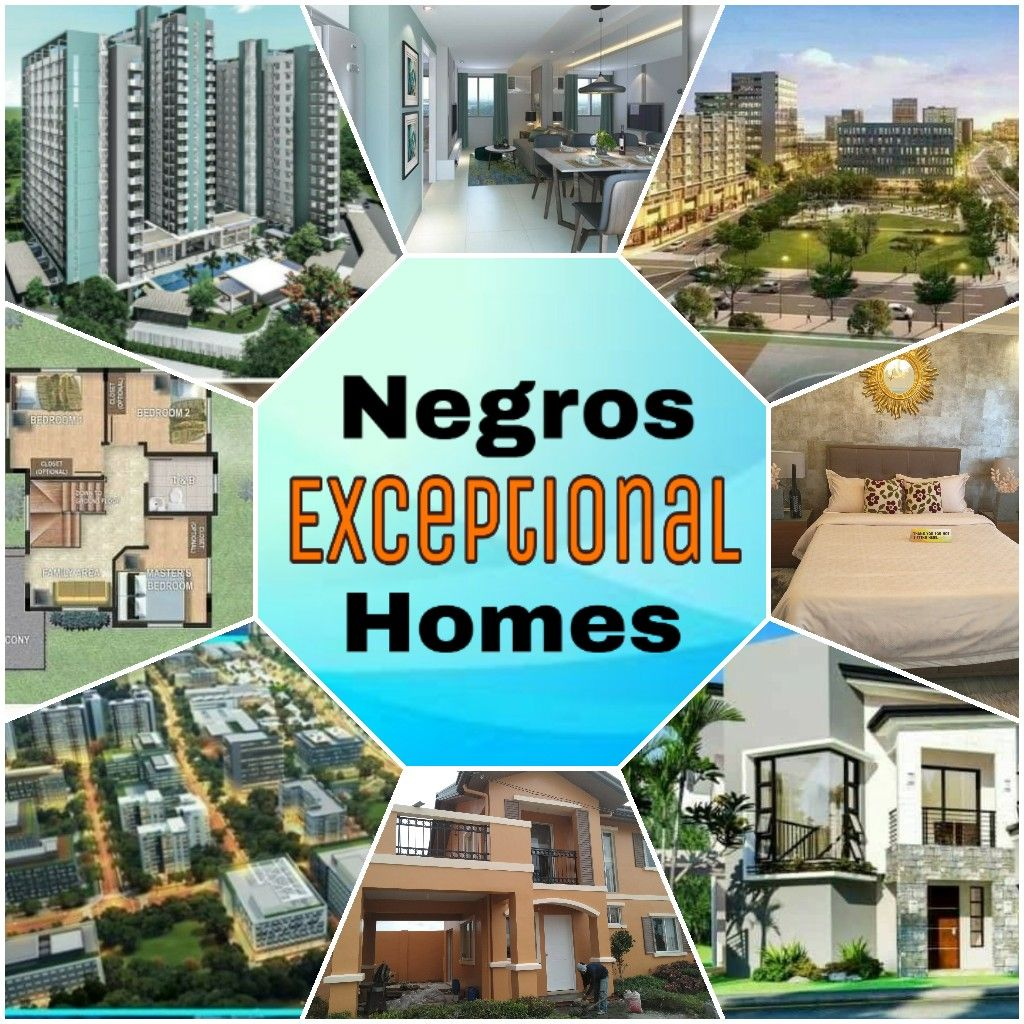 Negros exceptional homes