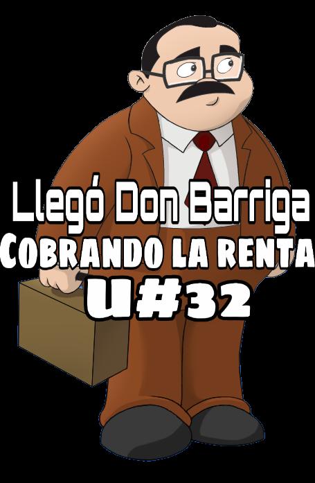 #don barriga