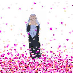 freetoedit hijab scarf💙 muslimah scarf