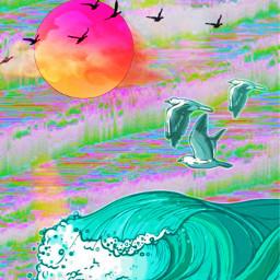 freetoedit wallpaper madewithpicsart magic strange ecletìq eclectic