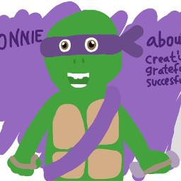 freetoedit purple mask ninjaturtles teenagemutantninjaturtles