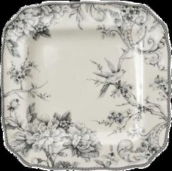 plate platter dish tray grey freetoedit