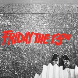 freetoedit fridaythe13th remix