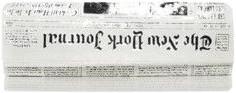 paper filler news newspaper white