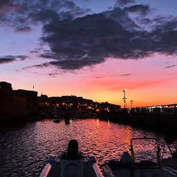 interesting italy estate sunset sun