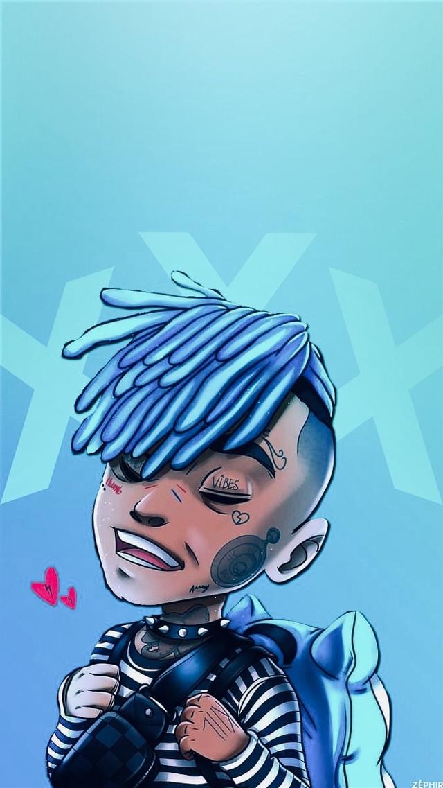 100 likes please ✨🖤#xxxtentacion #mv #ripxxx #blue #wallpaper @nicecrazygirl #freetoedit