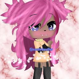 kawaii cute cool gachalifeedits gachalife freetoedit