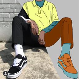 cartoon cartoonizer draw colour coloursplash freetoedit
