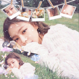 jennie blackpink blink kpop photoframe