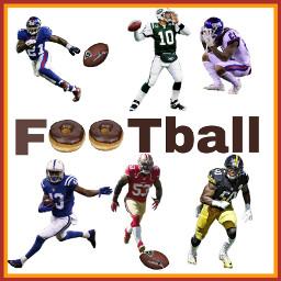 freetoedit footballs footballplayers text donuts