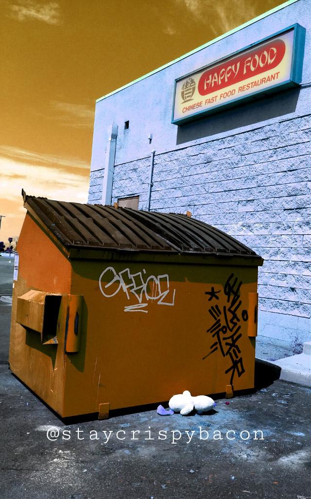 GFACE HUSHER EMTCREW #graffitilove #dumspter