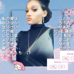 japanesestyle japaneseaesthetic pinkaesthetic cute sweet freetoedit