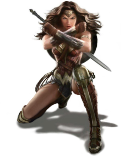 freetoedit amazing wonderwoman warrior