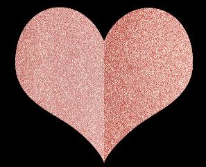 love heart rosegold pink colorsplash freetoedit