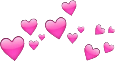 heart crown heartcrown pink pinkaesthetic freetoedit