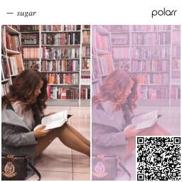 polarr pink edit editingneeds recurso